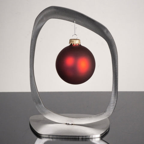 Girardini Design Mod Single Ornament Display Stand Artistic Ornament Stands