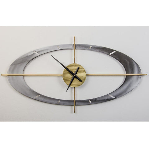 Oculus Clock by Girardini Design