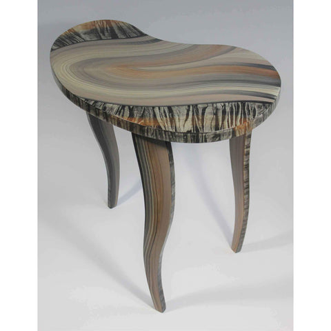 Grant Noren Bean Table RivC4611 Artistic Artisan Designer Tables