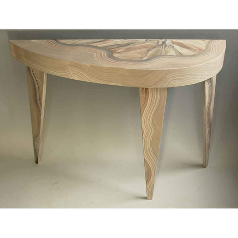 Grant Noren French Curve Console Table White River Artistic Artisan Designer Tables