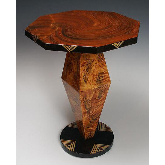 Grant Noren Octagon Table, Artistic Artisan Designer Tables