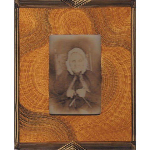 Grant Noren Painted Faux Finish Wood Photo Frame Q10Flp Artistic Artisan Designer Photo Frames