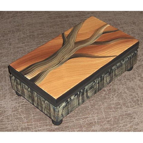 Tree Pencil Box by Grant Noren