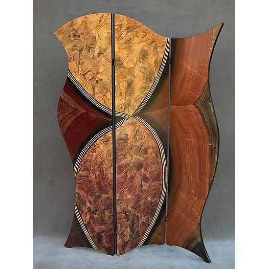 Grant Noren Vienna Folding Screen, Artistic Artisan Designer Folding Screens