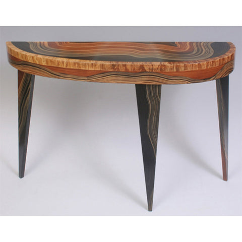 Yucatan French Curve Console Table by Grant Noren