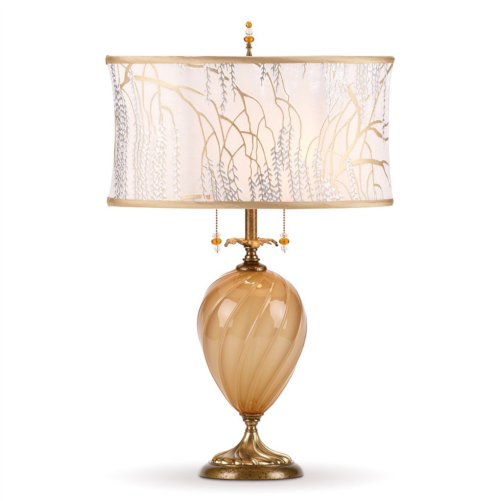 Kinzig design matilda table lamp 155 af 133 colors gold opaque kinzig design matilda table lamp 155 af 133 colors gold opaque blown glass base with a geotapseo Image collections