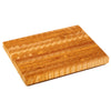 Larch Wood Medium MED End Grain Cutting Board