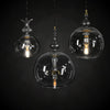 Luna Bella Bubble Pendant 8 12 and 16 Inches Artistic Artisan Designer Pendant Lamps 4