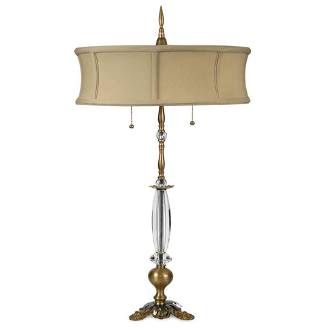 Luna Bella Sinestra Table Lamp Artistic Artisan Designer Table Lamps