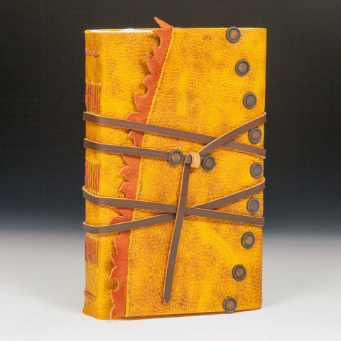 Tuscan Ember Journal by Mind's Eye Journals, Teresa Merriman