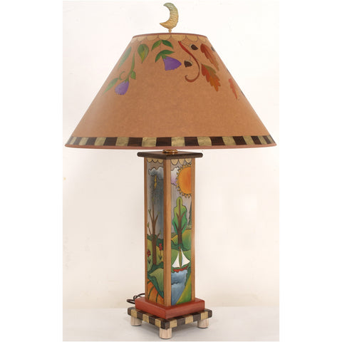 Box Table Lamp by Sticks BTL001-S312878