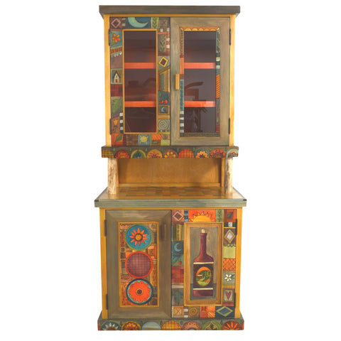 China Hutch Cabinet by Sticks CPD001-D73884