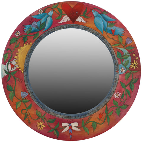 Circle Mirrors by Sticks, MIR011, MIR012-S310469