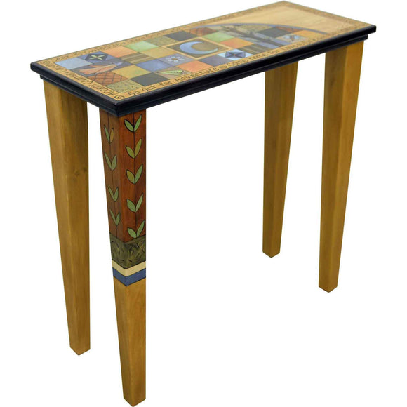 Sticks Console Table SFA030 SFA031 013920 Artistic Artisan Designer Console Tables
