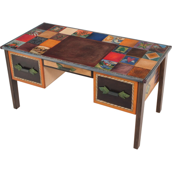 Desk by Sticks, DSK004-S315044, Artistic Artisan Designer Desks