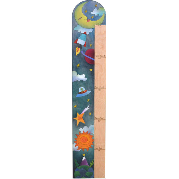 Sticks Growth Chart GRT002 1 Artistic Artisan Designer Growth Charts