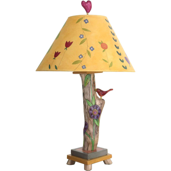 Sticks Log Table Lamp LGT001 010071 Artistic Artisan Designer Table Lamps