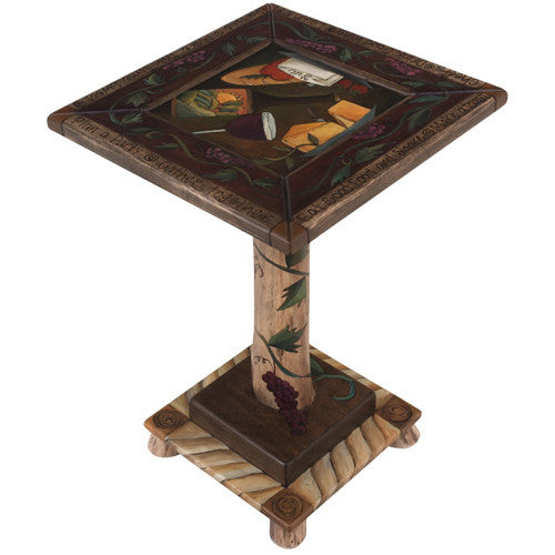 Sticks Martini Table MAR001-S39708, Artistic Artisan Designer Tables