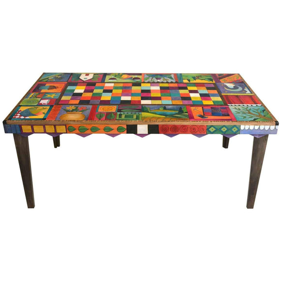Sticks Rectangular Coffee Table CBT022 07743 Artistic Artisan Designer Coffee Tables