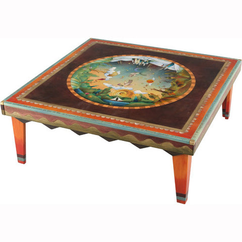 square coffee table by sticks cbt009 s34385