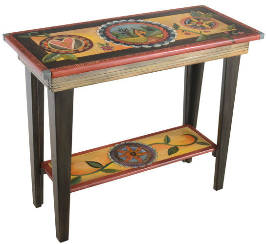 Sticks Accent Sofa Table SFA002 D76576, Artistic Artisan Designer Tables