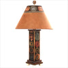 Box Table Lamp by Sticks BTL001-S35420, Artistic, Artisan, Designer Lamps