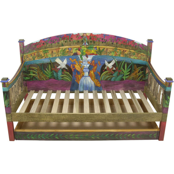 Daybed without Trundle by Sticks BED004-D06134, Artistic Artisan Designer Beds