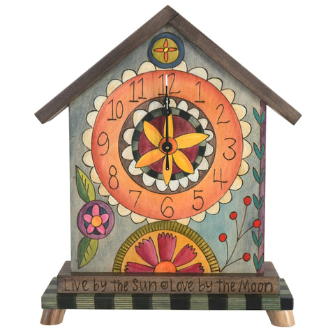 Mantel Clock by Sticks CLK010, D76178