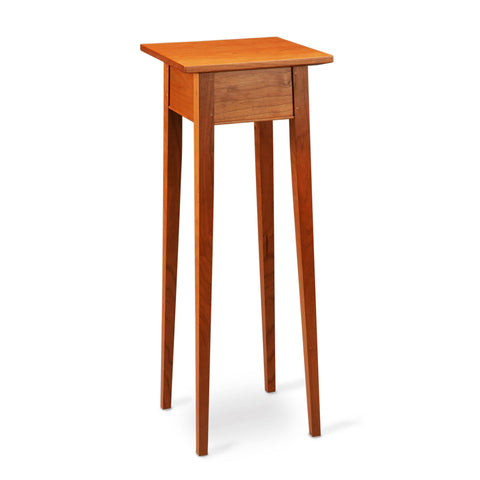 Cherry Splay Pedestal Table By Thomas William Furniture