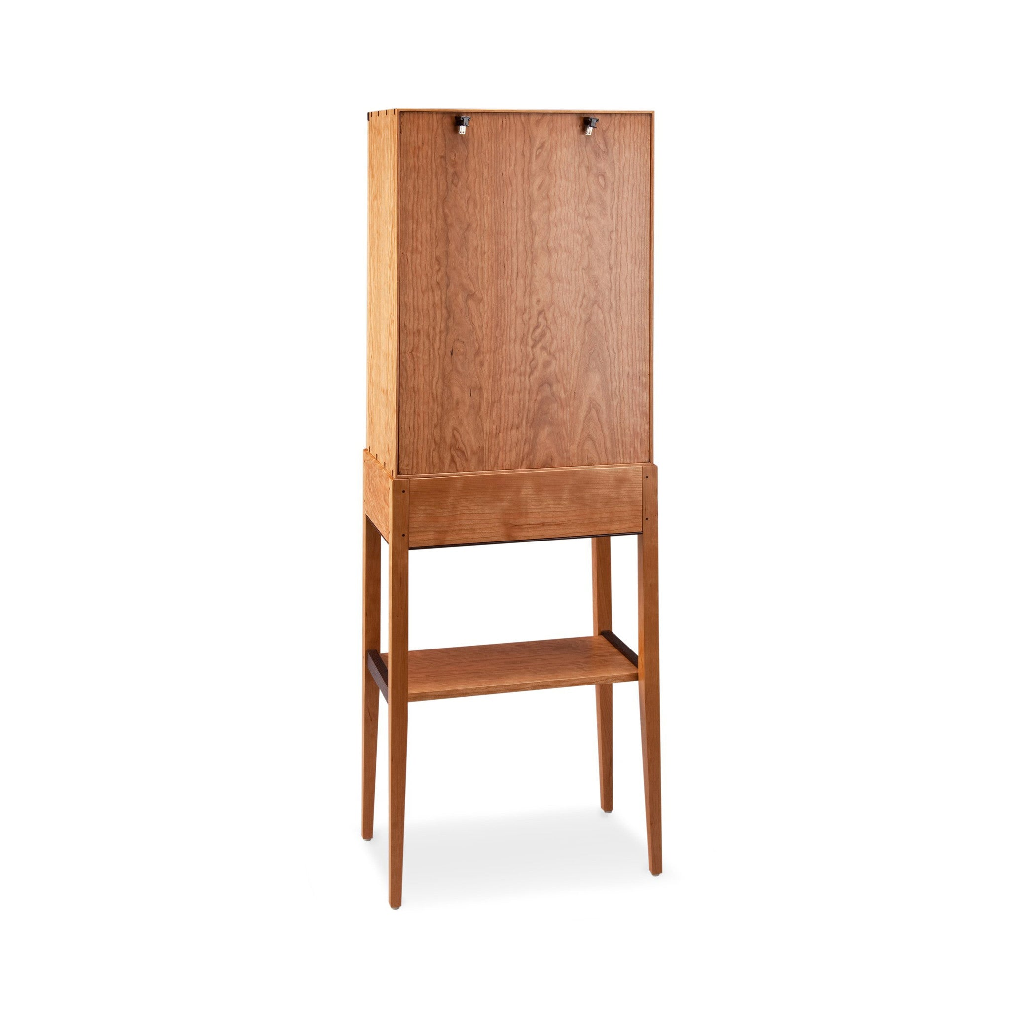 ... Thomas William Furniture Tall Cherry Display Cabinet 3 ...