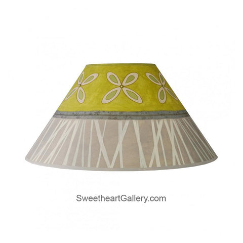 Janna Ugone and Co. Large Conical Lamp Shades