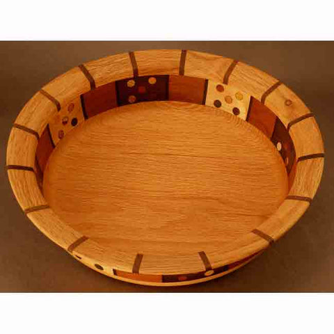 Segmented Bowl 127 by Winchester Woodworks