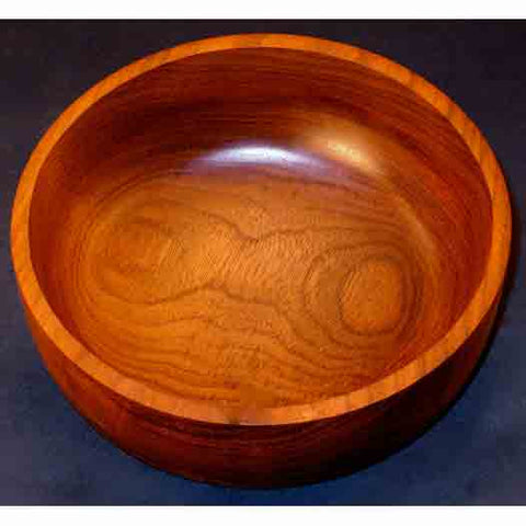 Winchester Woodworks Small Bowl 93, Artistic Artisan Wood Turned Bowls