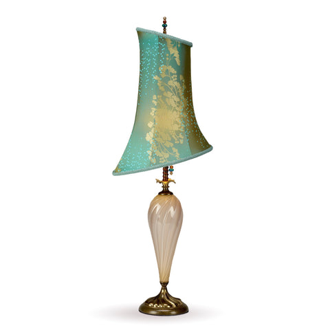 Artistic Blown Glass Table Lamps, Artisan Crafted Lighting ...