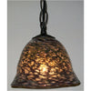 Crystal Postighone Mixed Glass Pendant Light, Artistic, Artisan, Hand Blown Glass Pendants