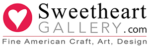 Sweetheart Gallery: Contemporary Craft Gallery, Fine American Craft, Art, Design, Handmade Home & Personal Accessories