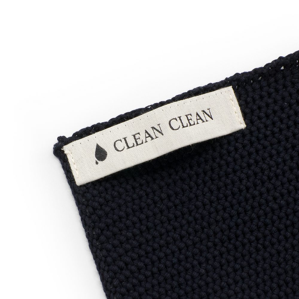 Dishcloth Black