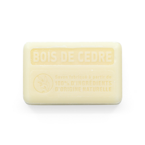 Natural French Soap Zedernholz