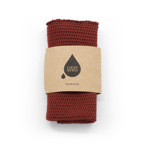 Washcloth Bordeaux