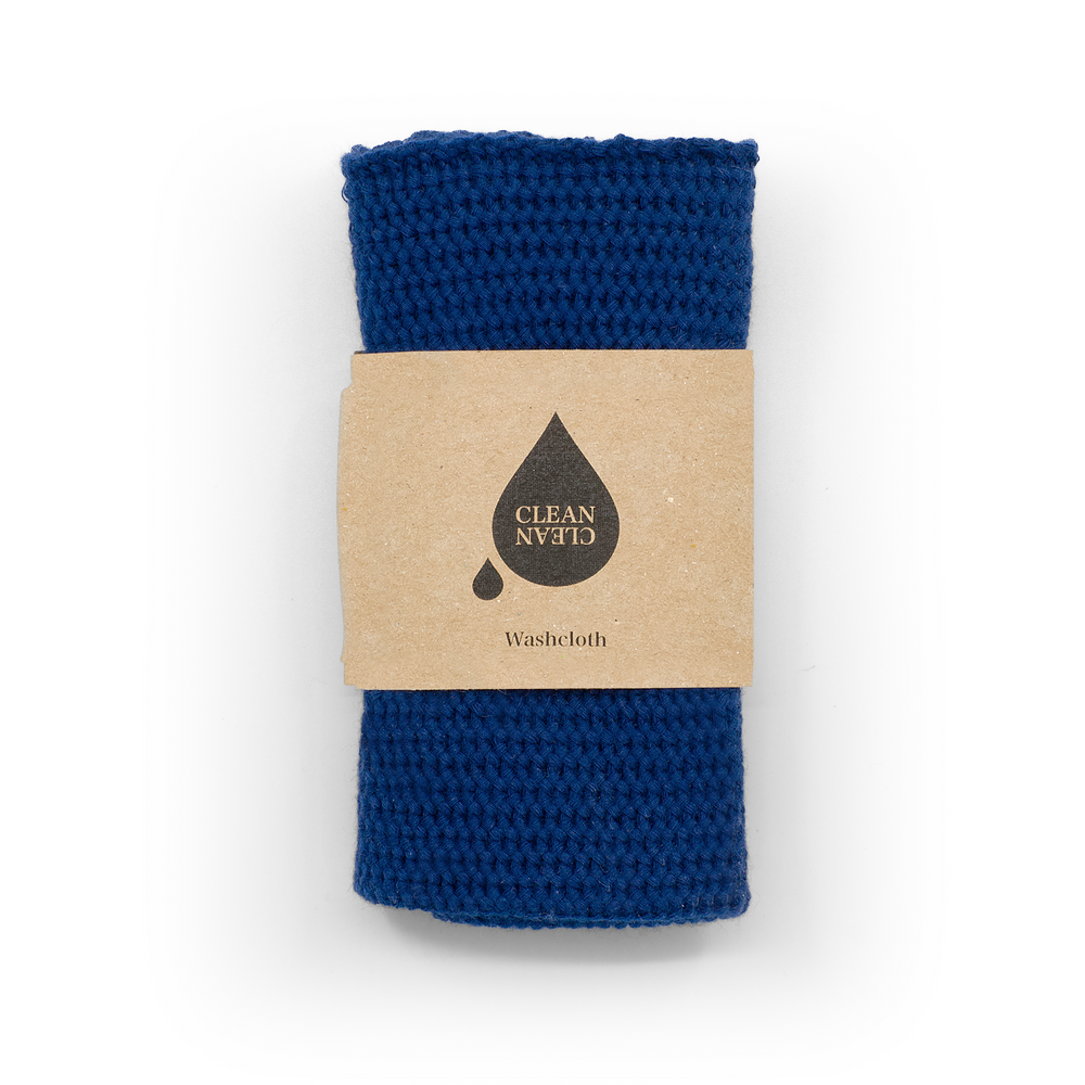 Washcloth Indigo