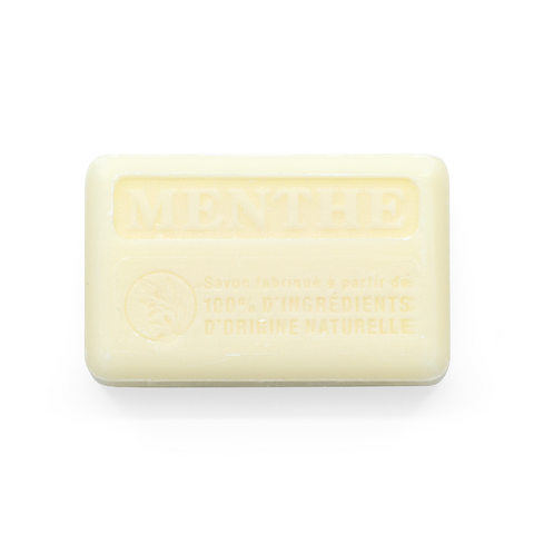 Natural French Soap Minze