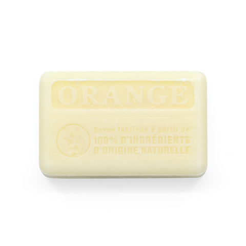 Natural French Soap Orange