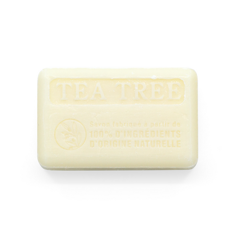 Natural French Soap Teebaumöl