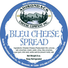 Adirondack Bleu Cheese Spread 4 or 8 Pack
