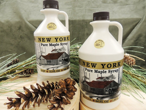 New York State Maple Pure Syrup
