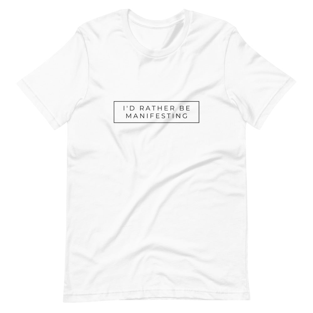 """I'd Rather Be"" T-Shirt"