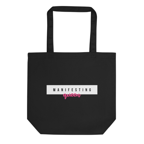 """Manifesting Queen"" V2 - Eco Tote Bag"