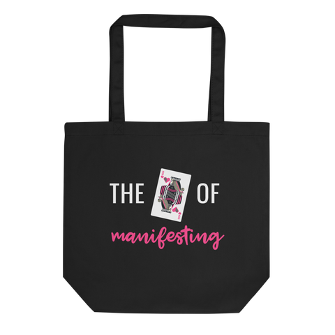 """The Queen of Manifesting"" - Eco Tote Bag"