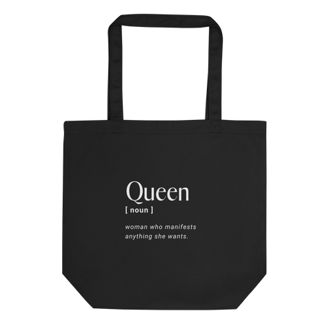 """Queen"" - Eco Tote Bag"