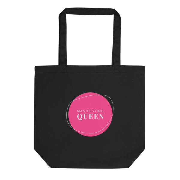 """Manifesting Queen"" V3 - Eco Tote Bag"